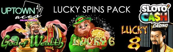 Lucky Spins Pack