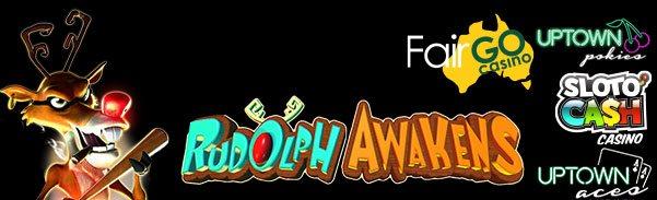 Rudolph Awakens Live Slotocash Uptown Aces Pokies Fair Go