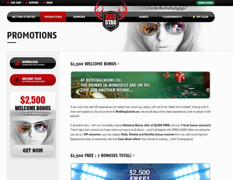 start online casino rs
